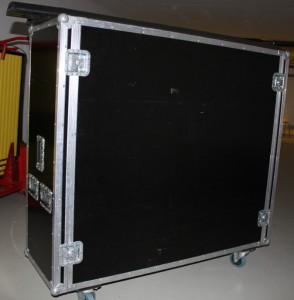 Kasse til tavle-L